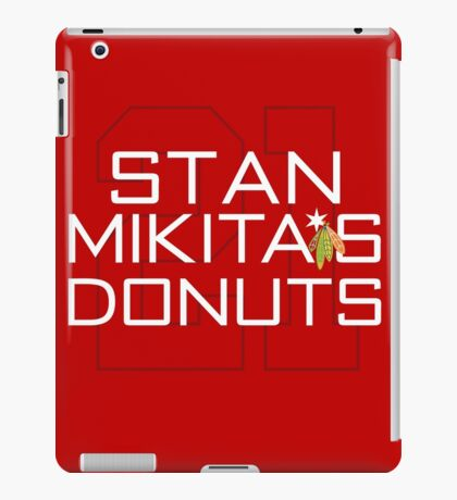 Mikita's Donuts iPad Case/Skin
