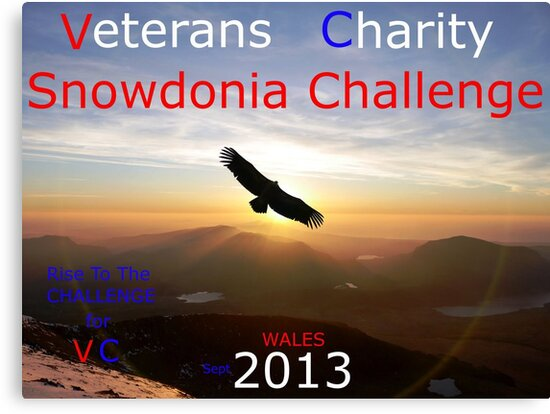 Snowdonia Challenge by Graham Povey