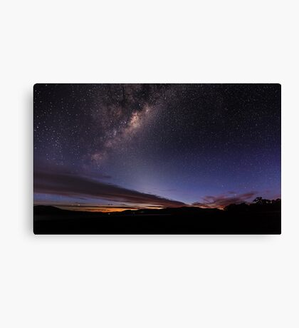 Dance of the Sky Canvas Print