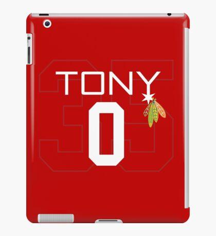 Tony 0 iPad Case/Skin