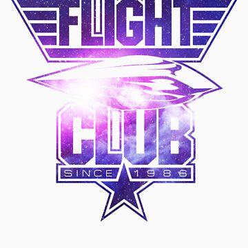 Flight Club (Galaxy) by Illestraider