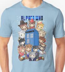 Alpaca Who Unisex T-Shirt