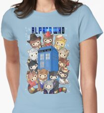 Alpaca Who Fitted T-Shirt