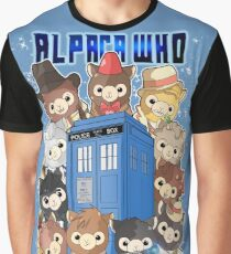 Alpaca Who Graphic T-Shirt