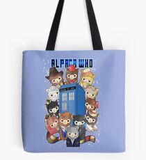 Alpaca Who Tote Bag