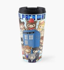 Alpaca Who Travel Mug