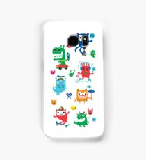 Monster Love Samsung Galaxy Case/Skin