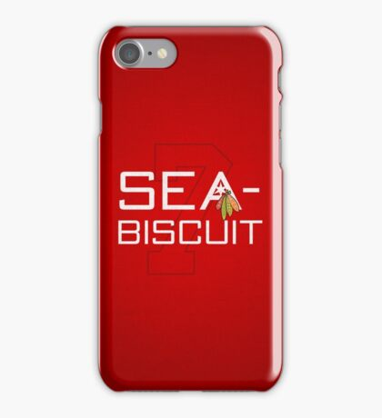 Sea-Biscuit iPhone Case/Skin