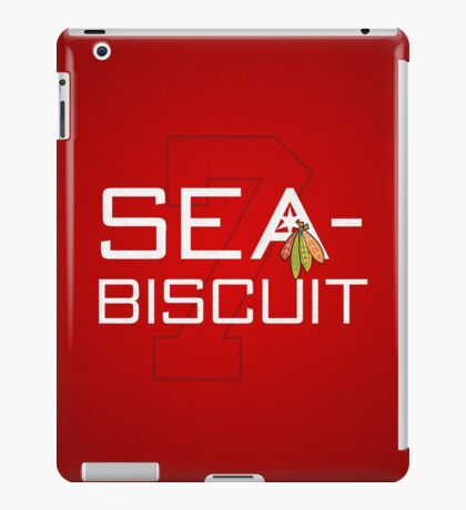 Sea-Biscuit iPad Case/Skin