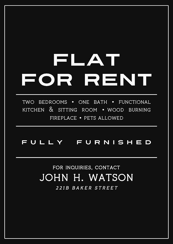 Flat For Rent by caulfields