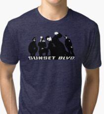 Sunset Blvd Tri-blend T-Shirt
