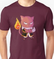 Fairy Tail - Natsu the cat Unisex T-Shirt