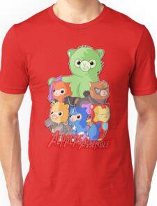 Alpacas Assemble Unisex T-Shirt