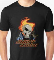 Ride Johnny Ride Unisex T-Shirt