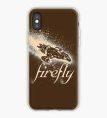 Firefly Silhouette iPhone Case