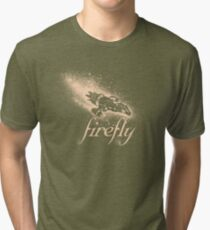 Firefly Silhouette Tri-blend T-Shirt