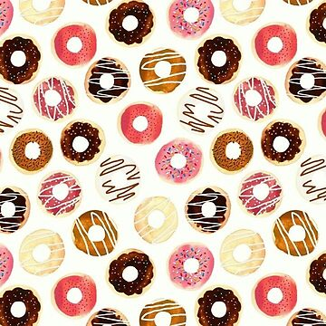 Delicious Donuts by keroquesilva