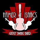 Hamer & Isaacs Logo Design by Hannah Sterry