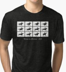 Horse in Motion Tri-blend T-Shirt