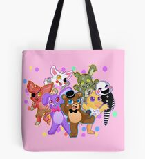 Pizza Party Time Tote Bag