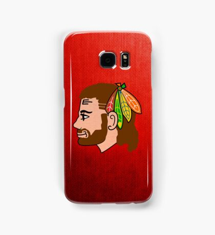 Embrace the Beard-Mullet Samsung Galaxy Case/Skin