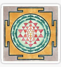 Sri Yantra 06 Sticker