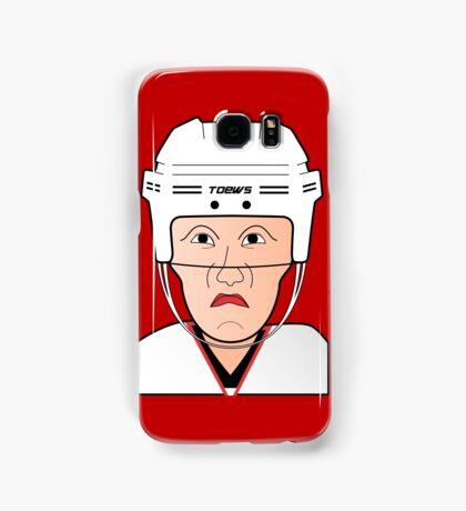 Grumpy Capt. Samsung Galaxy Case/Skin