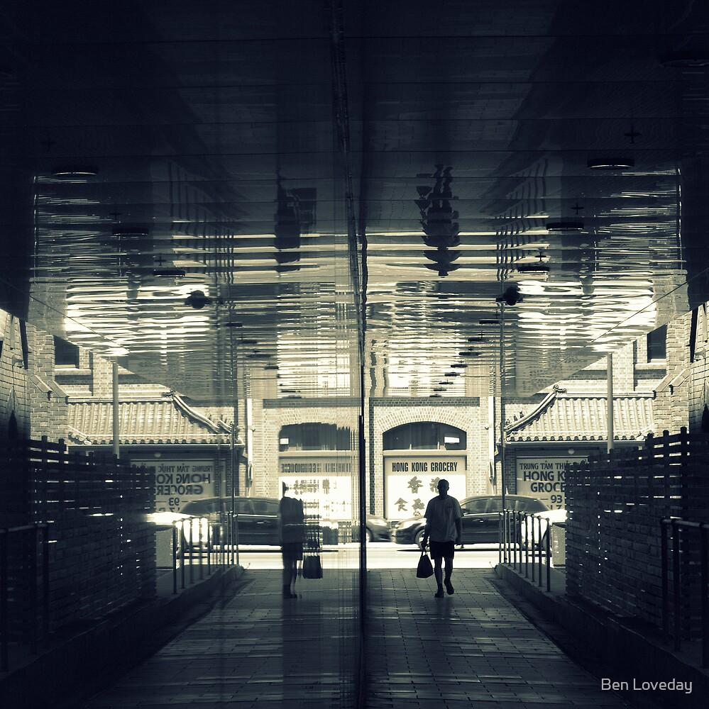 Transport Lock by Ben Loveday