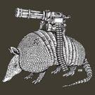 ArmorDillo by ZugArt