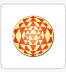 Sri Yantra 06 Sticker