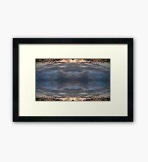 Sky Art 7 Framed Print