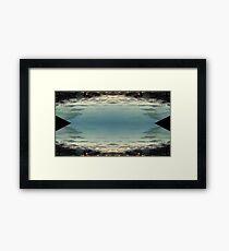 Sky Art 14 Framed Print