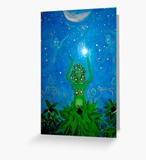 Spirits Greeting Card