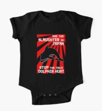 Protest the Taiji Dolphin Hunt 3 Kids Clothes