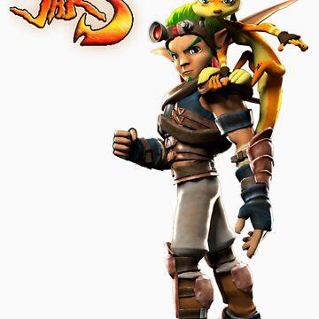Jak and Daxter - Jak 3 by FilipeFL3