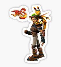 Jak and Daxter - Jak 3 Sticker
