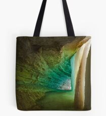 Behind the Falls Tote Bag
