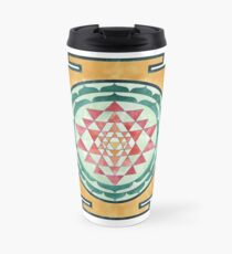 Sri Yantra 07 Travel Mug