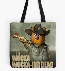 The Wocka Wocka-ing Dead Tote Bag