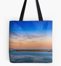 Dover Ferries Tote Bag