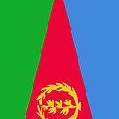 Eritrea Flag by pjwuebker