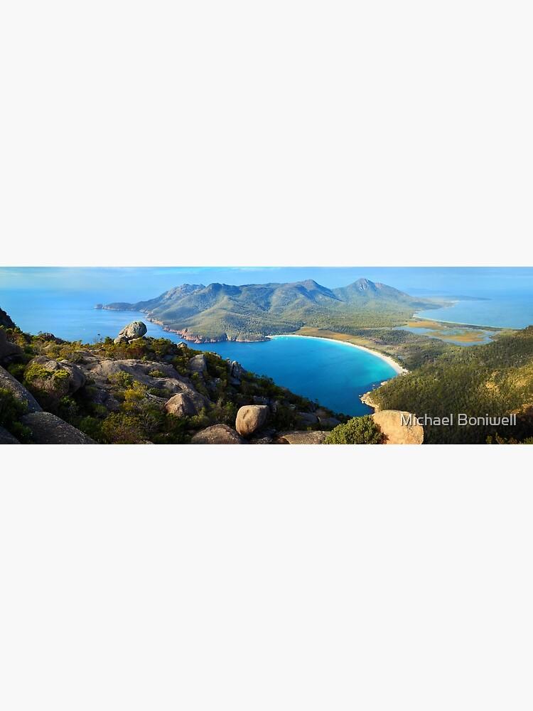 Wineglass Bay, Freycinet National Park, Tasmania by Chockstone