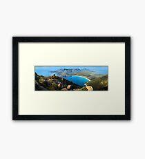 Wineglass Bay, Freycinet National Park, Tasmania Framed Print