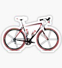Race Bike Sticker