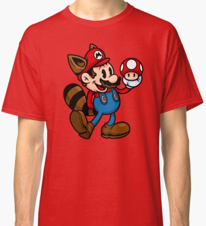 Vintage Plumber Color Classic T-Shirt