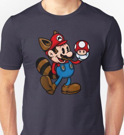 Vintage Plumber Color T-Shirt