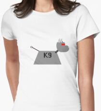K9 Womens Fitted T-Shirt