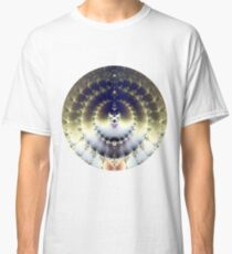 Psychedelic Sun Classic T-Shirt