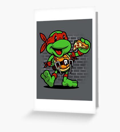 Vintage Raphael Greeting Card
