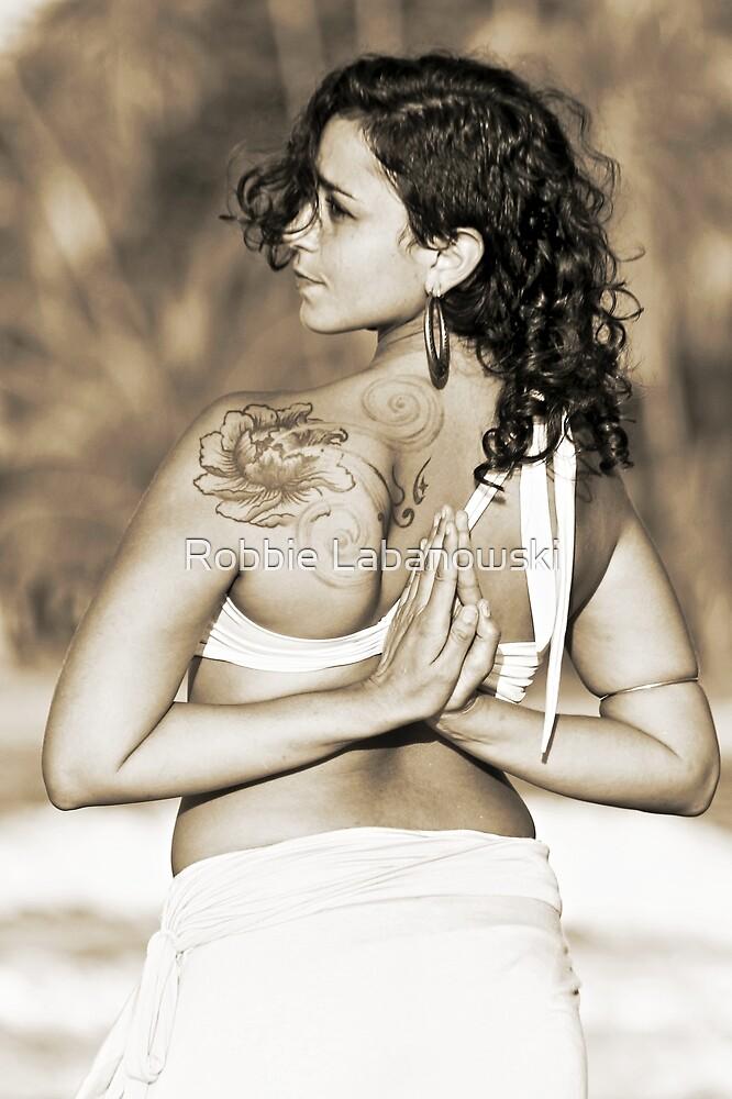 Adriana, Yoga by Robbie Labanowski